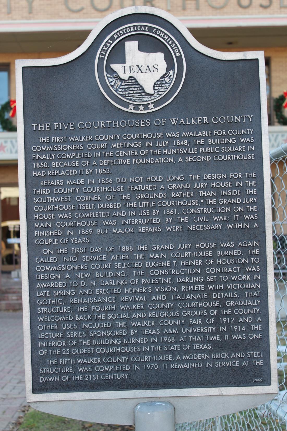 Walker History
