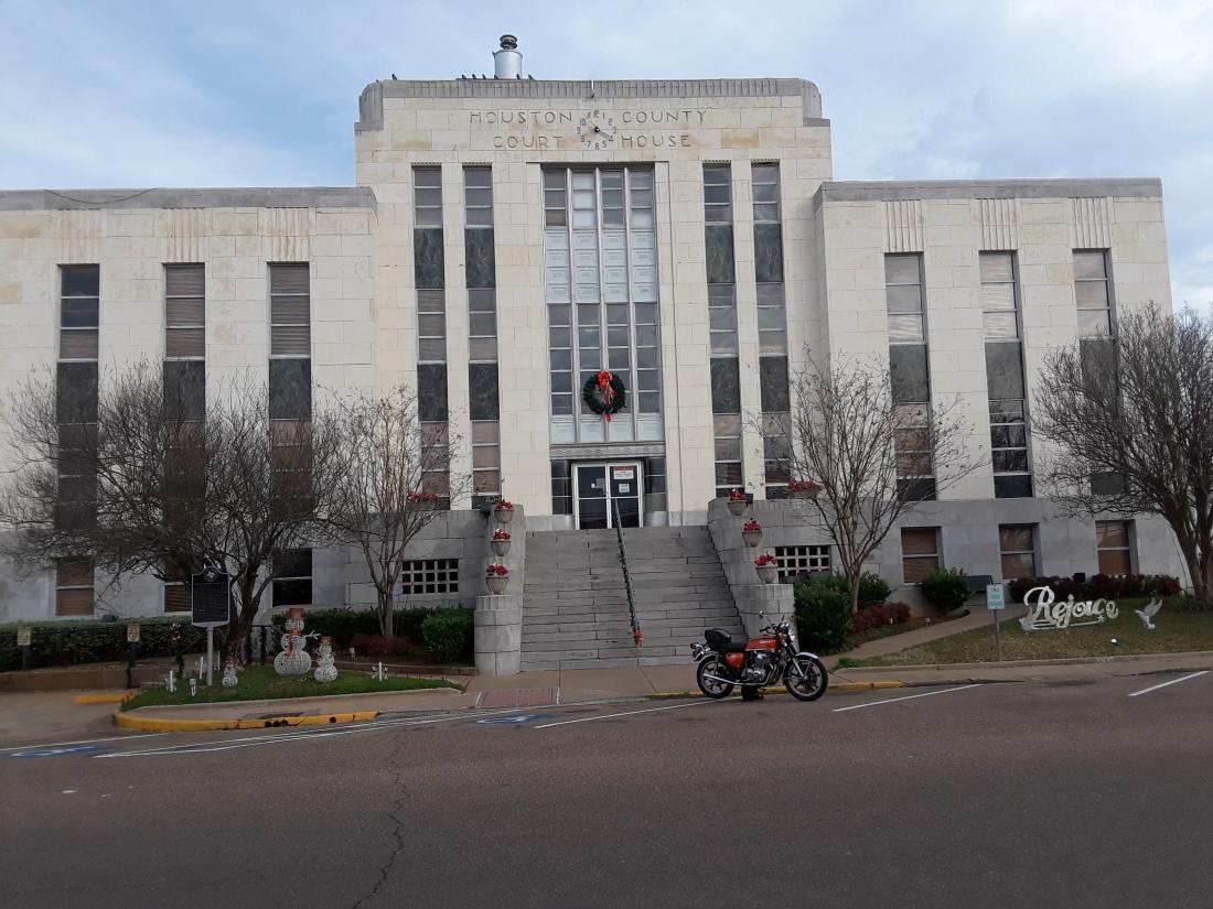Houston County 1