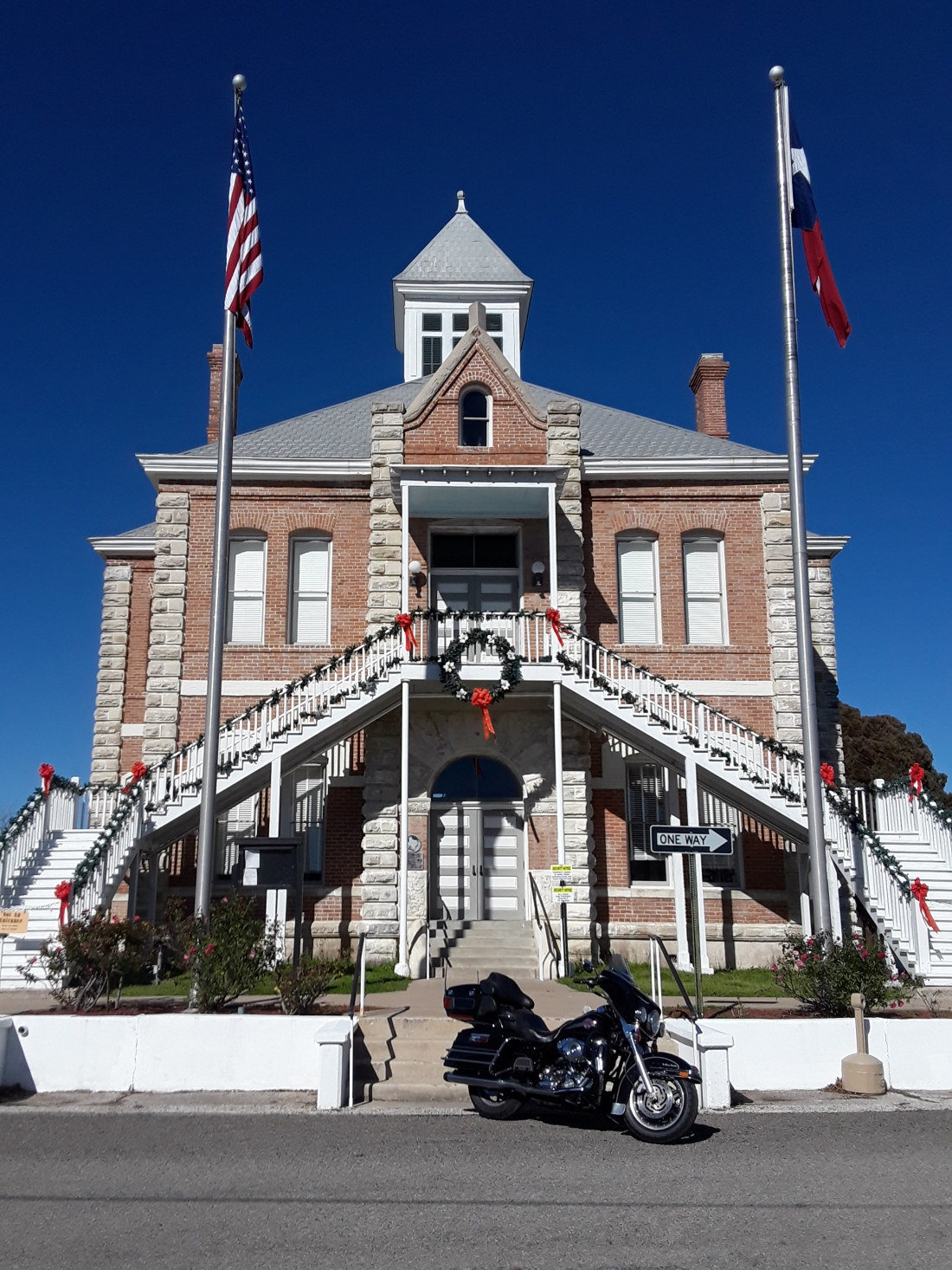 grimes county courthouse 1