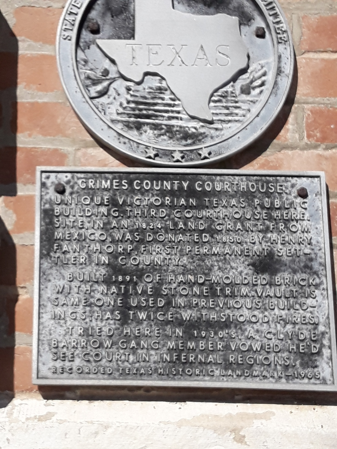 grimes county courthouse 2