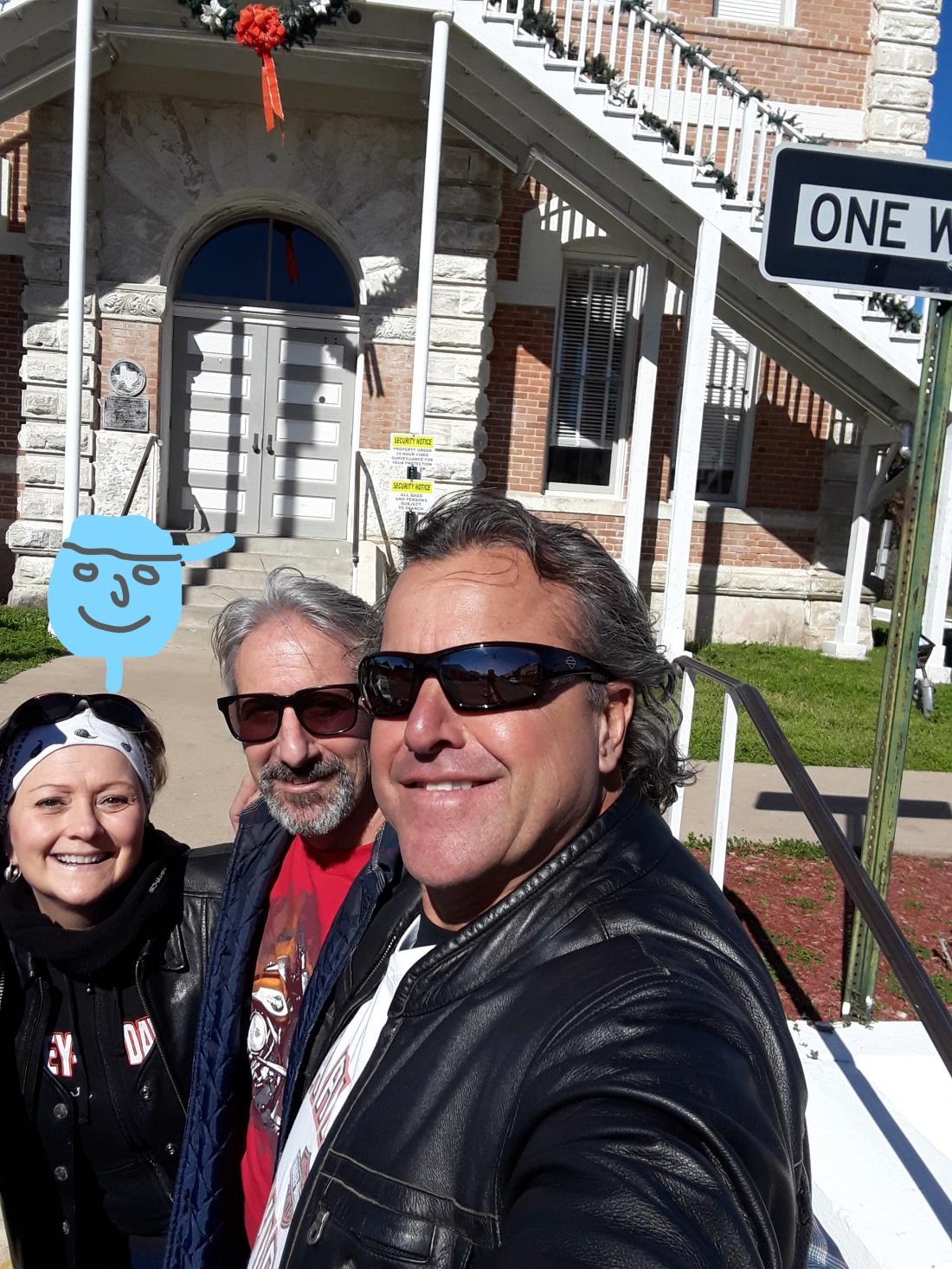 grimes county selfie