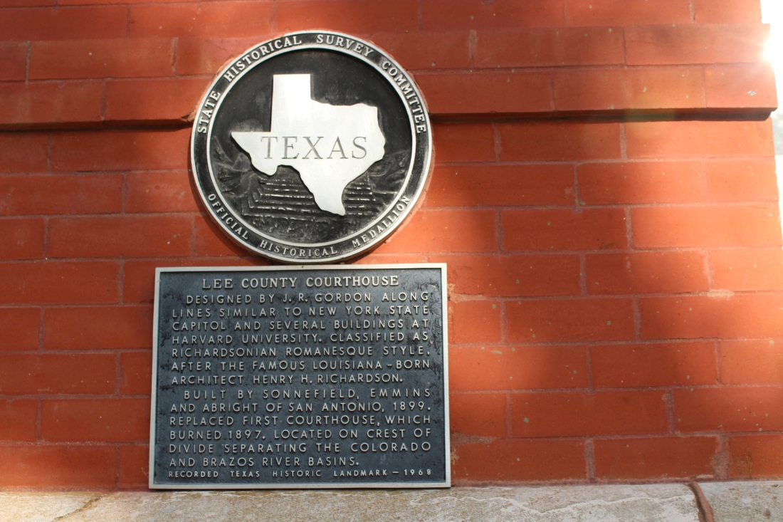 Lee County History