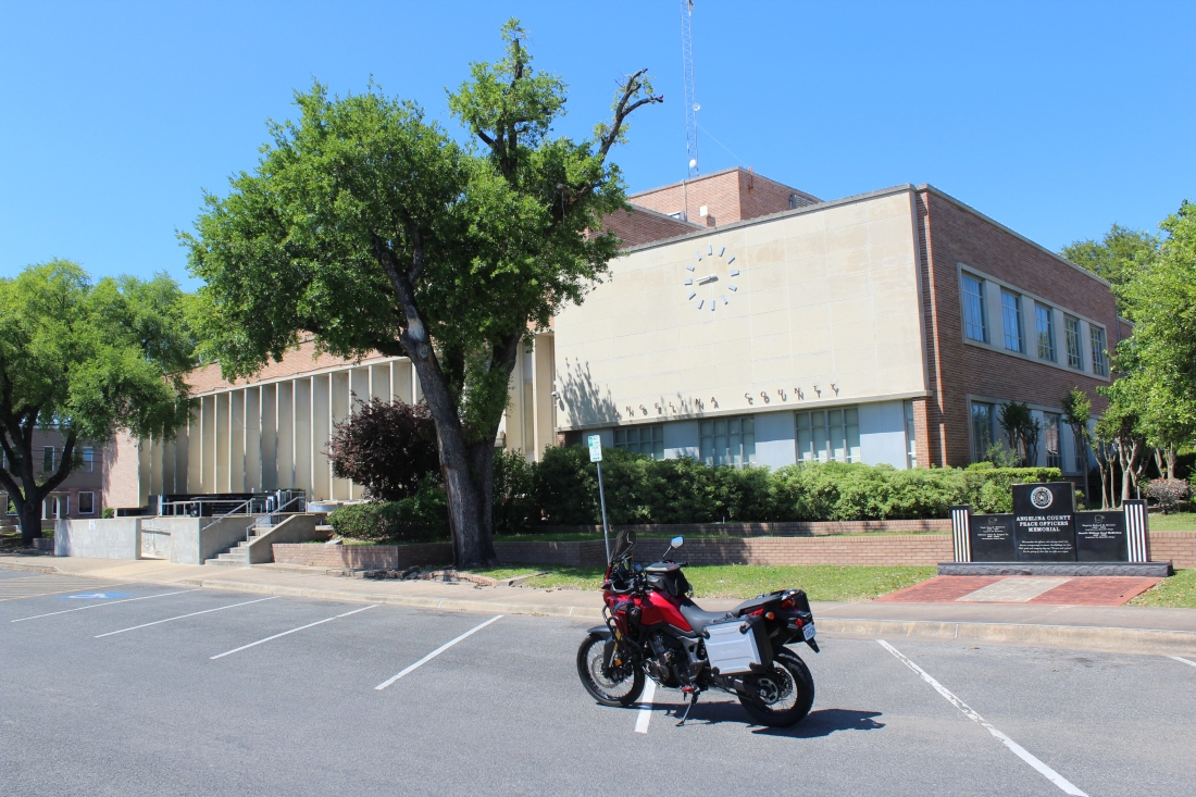 Angelina County Courthouse