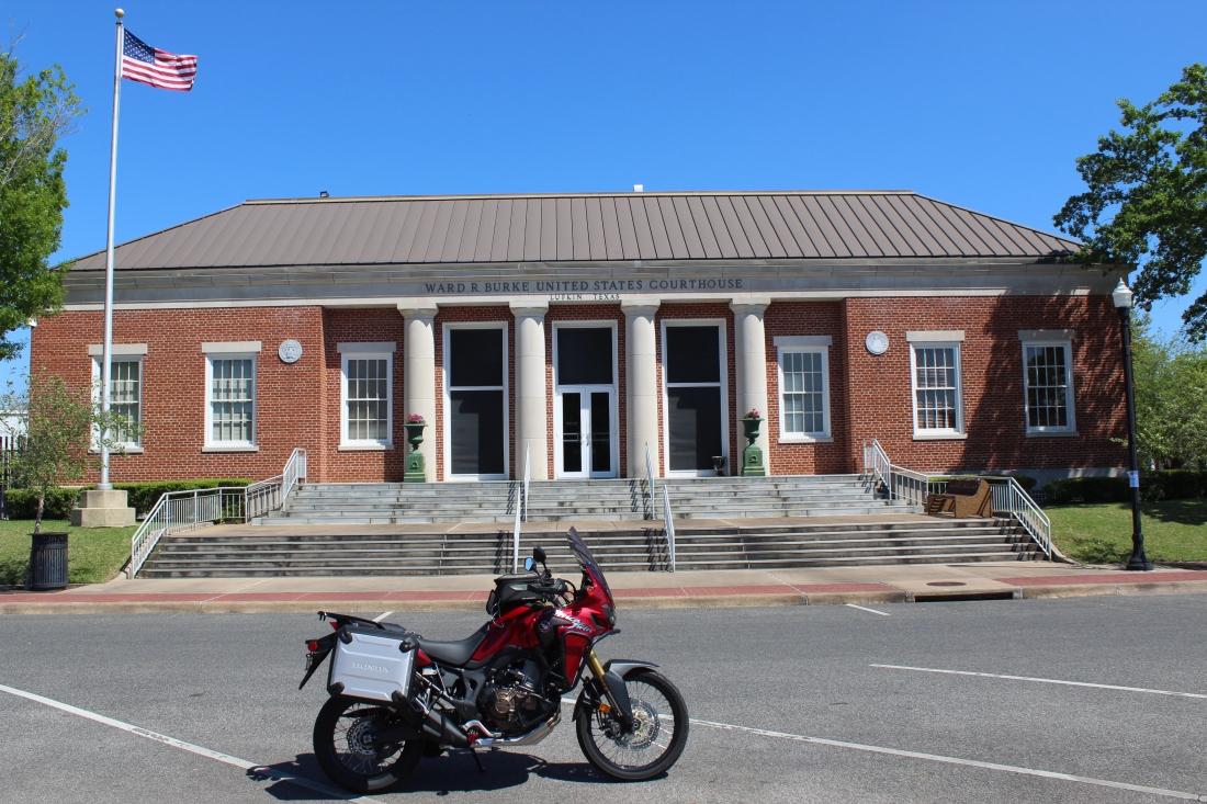 US Courthouse Lufkin
