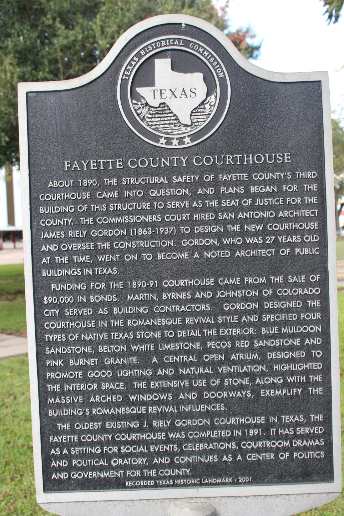 Fayette County History
