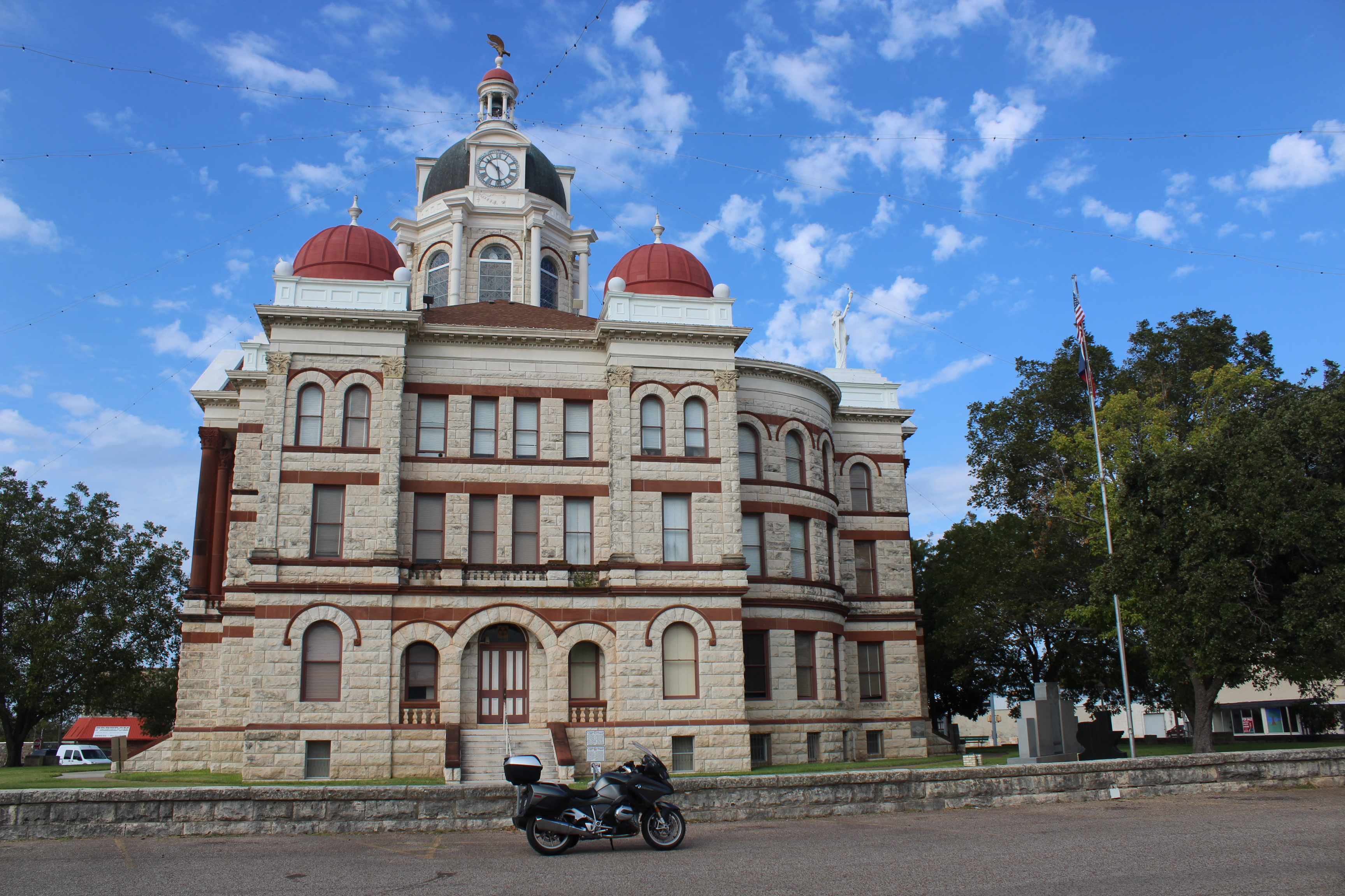 Coryell County Courthouse 1