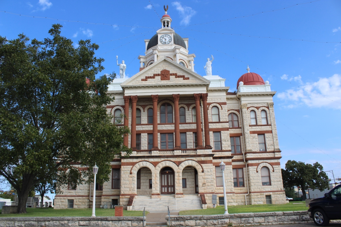 Coryell County Courthouse 2