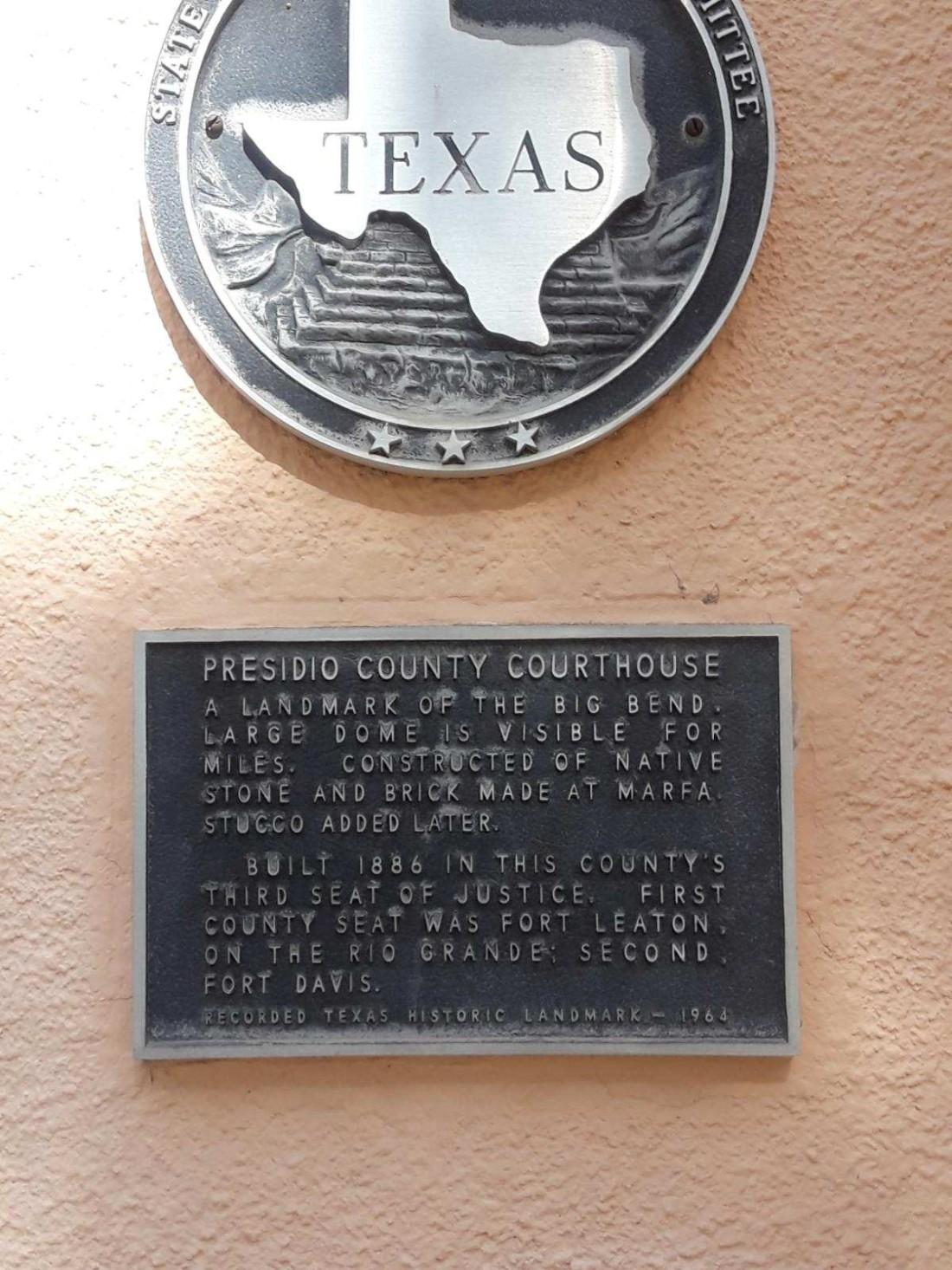 Presido County History