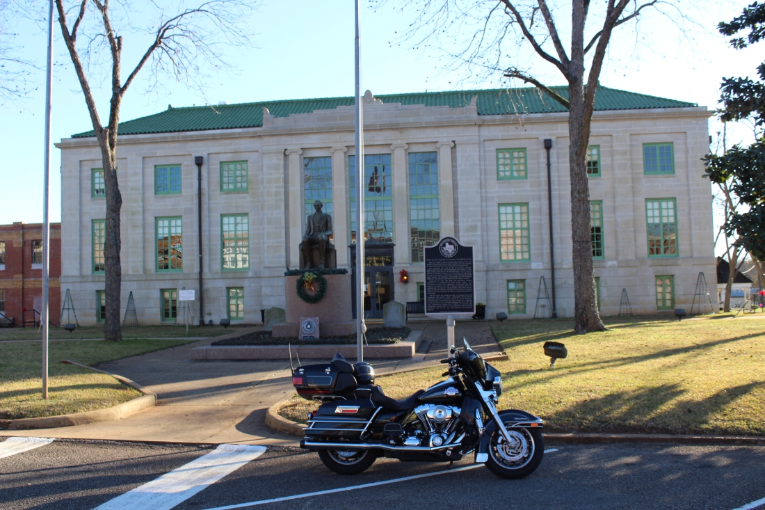 San Augustine Courthouse